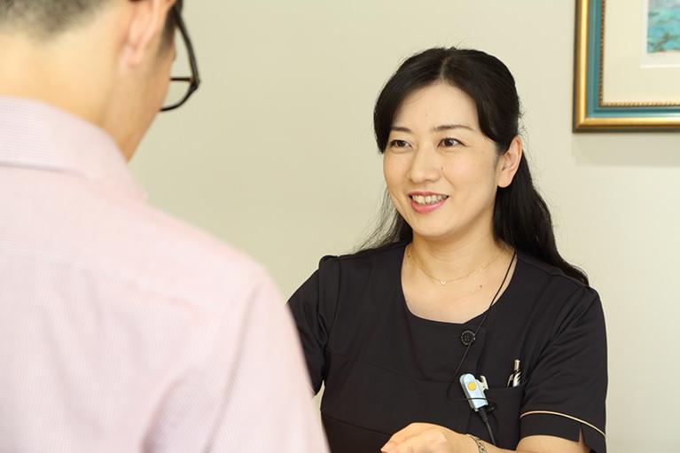 自分がしてほしい歯科診療を患者様に提供し、自分がしてほしくないことは患者様にもしない